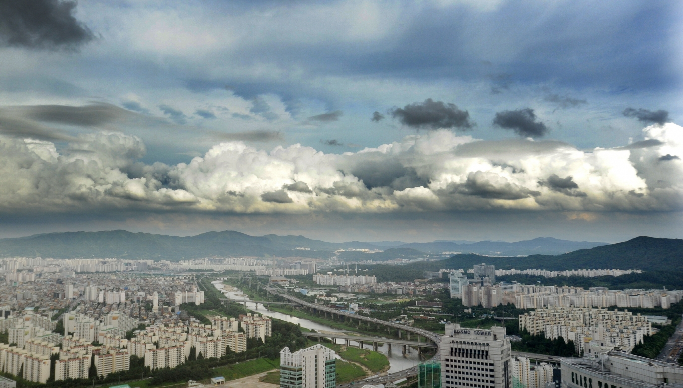 서울시내 한 아파트 밀집 지역. /사진=뉴스1 DB