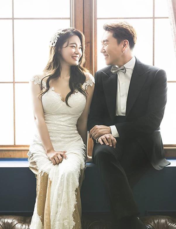 성우 겸 방송인 서유리가 깜짝 결혼 소감을 전했다. 서유리 SNS 캡처