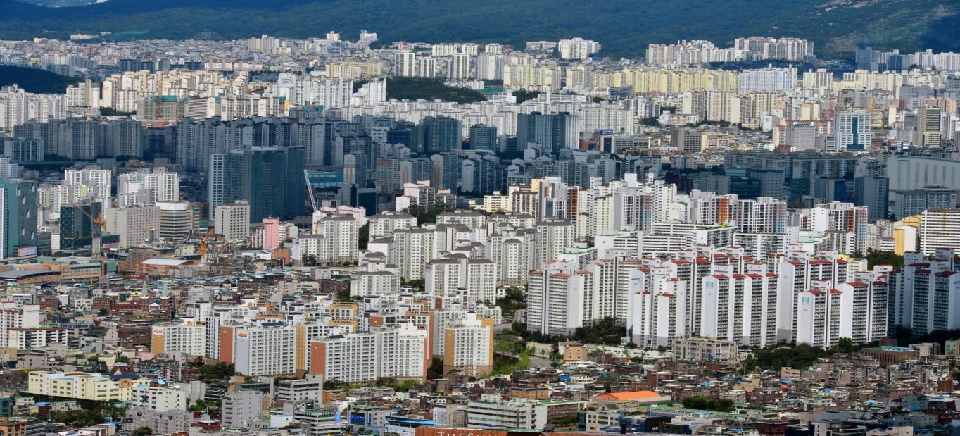 서울시내 한 아파트 밀집 지역. /사진=뉴시스 DB