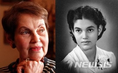 【서울=뉴시스】 제2차 세계대전 당시 인도네시아를 점령한 일본군에 납치돼 일본군 위안부의 피해자가 된 얀 루프 오헤른이 96세의 나이로 영면했다고 '시드니 평화의소녀상 실천추진위원회(시소추)'가 전했다. (사진=위안부 여성의 친구 홈페이지) 2019.8.20.
