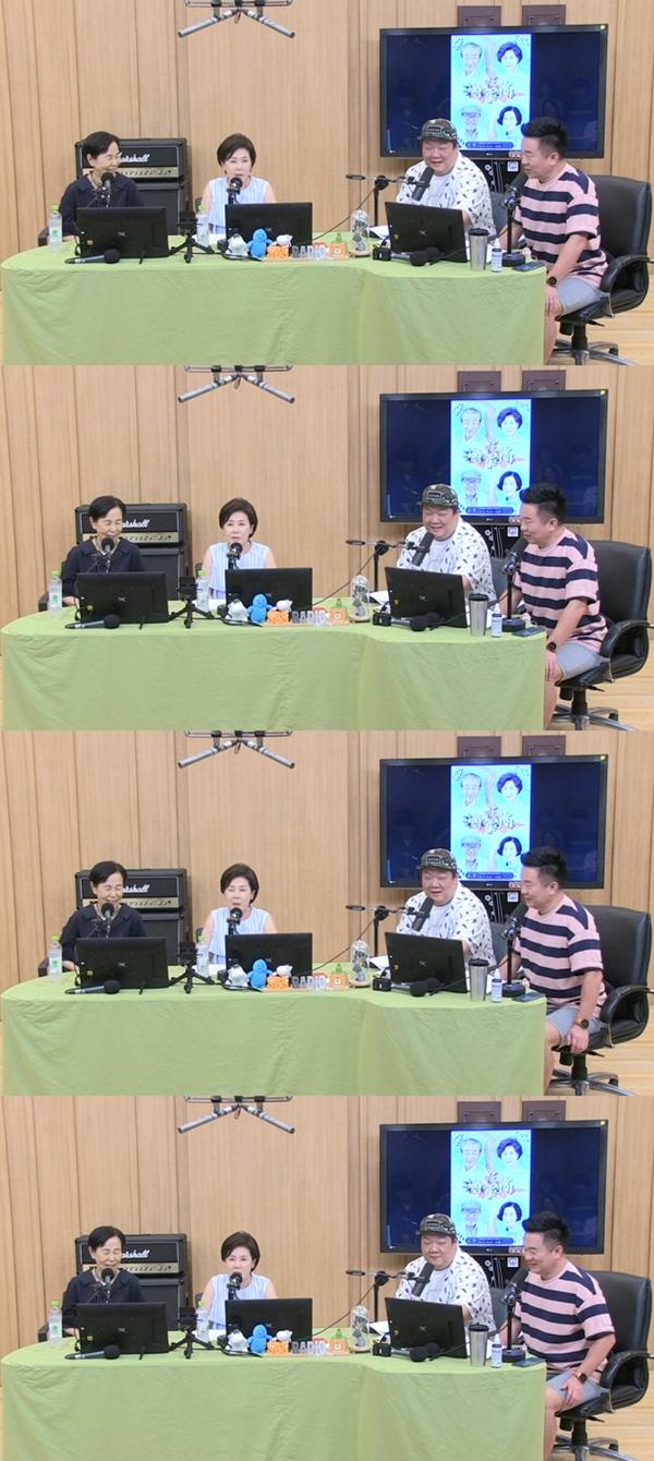 손숙 / 사진=SBS 파워FM 두시탈출 컬투쇼