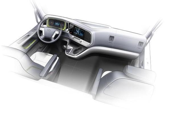현대차 파비스의 내부 렌더링 이미지/현대차 제공