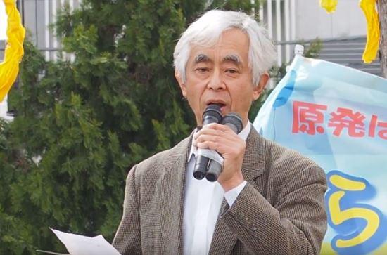 야나기하라 토시오 변호사. 유튜브 캡처