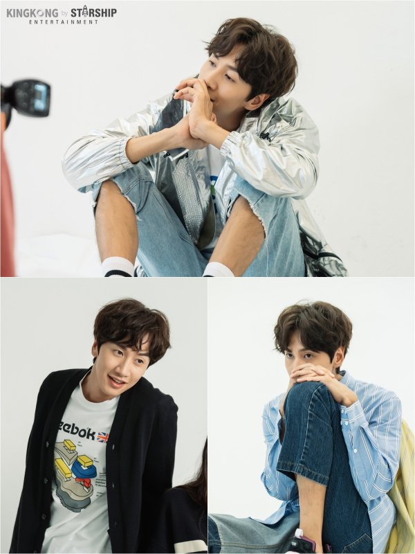 <p>Actor Lee Kwang-Soo is a pictorial undisclosed to the public.</p><p>23, Company King Kong by Starship side is Actor Lee Kwang-Soo is Reebok with a pictorial of the line to cut multiple sheets in public.</p><p>Picture this light that the dark blue color of the shirt and the silver color of the casual outfits and heart-warming visual to the area. Seriously somewhere to stare at his eyes seeing that their Attention focus. Or shooting throughout scrupulous monitoring and perfect the concept the digestive power showed.</p><p>Lee Kwang-Soo movie 'sink hole'in starring.</p>