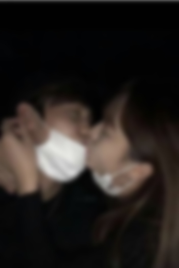 송유빈, 김소희로 추정되는 사진. /사진=온라인 커뮤니티 캡처