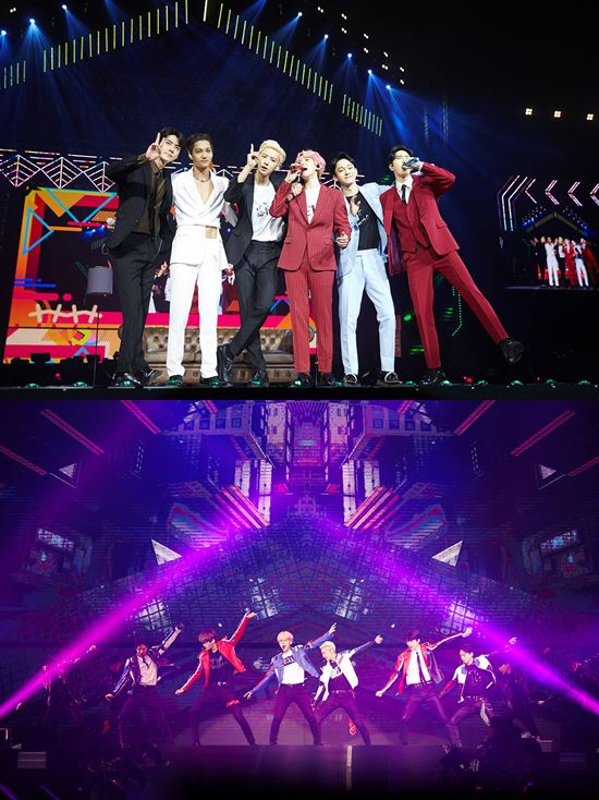 <p>EXO fifth solo Concert EXO PLANET #5 - EXplOration - in MANILA(EXO Planet #5 - Explorer collection - Internet Manila)for the past 23~24, Philippines Manila Mall of Asia Arena unfolded on it.</p><p>This Concert is approximately 1 year and 4 months in the open EXOs Manila solo Concert as much as it is, the first scheduled for 1 gig local fanss heated response with a ticket Open at the same time sold records, 1 times to add a total of 2 circuits unfolded it.</p><p>Tempoto this performance of because EXO is growl, addiction, CALL ME BABY, Monster, including the mega-hit song from Love Shot, touch the moment, Gravity, after the storm, Damage, such as the regular 5 home and repackage album tracklist stage, each with a different personality filled solo and unit stage up to a total of 23 songs to explosive Cheers was obtained.</p><p>Also the seats filled with the audience is a Philippines national flag colors of yellow, red, blue, white 4 kinds of color dress code by wearing tailored LED cheer Bong-waving performances enthusiastically enjoyed, Of course, IN THE NAME OF Love, EXO(in the name of love, EXO), EXO Mahal kita(EXO love)the phrase contains the slogan, the event also featured the heart-warming, including more.</p><p>Meanwhile, EXO is coming 9 15 Singapore Indoor Stadium from EXO PLANET #5 - EXplOration - in SINGAPOREto hold.</p>