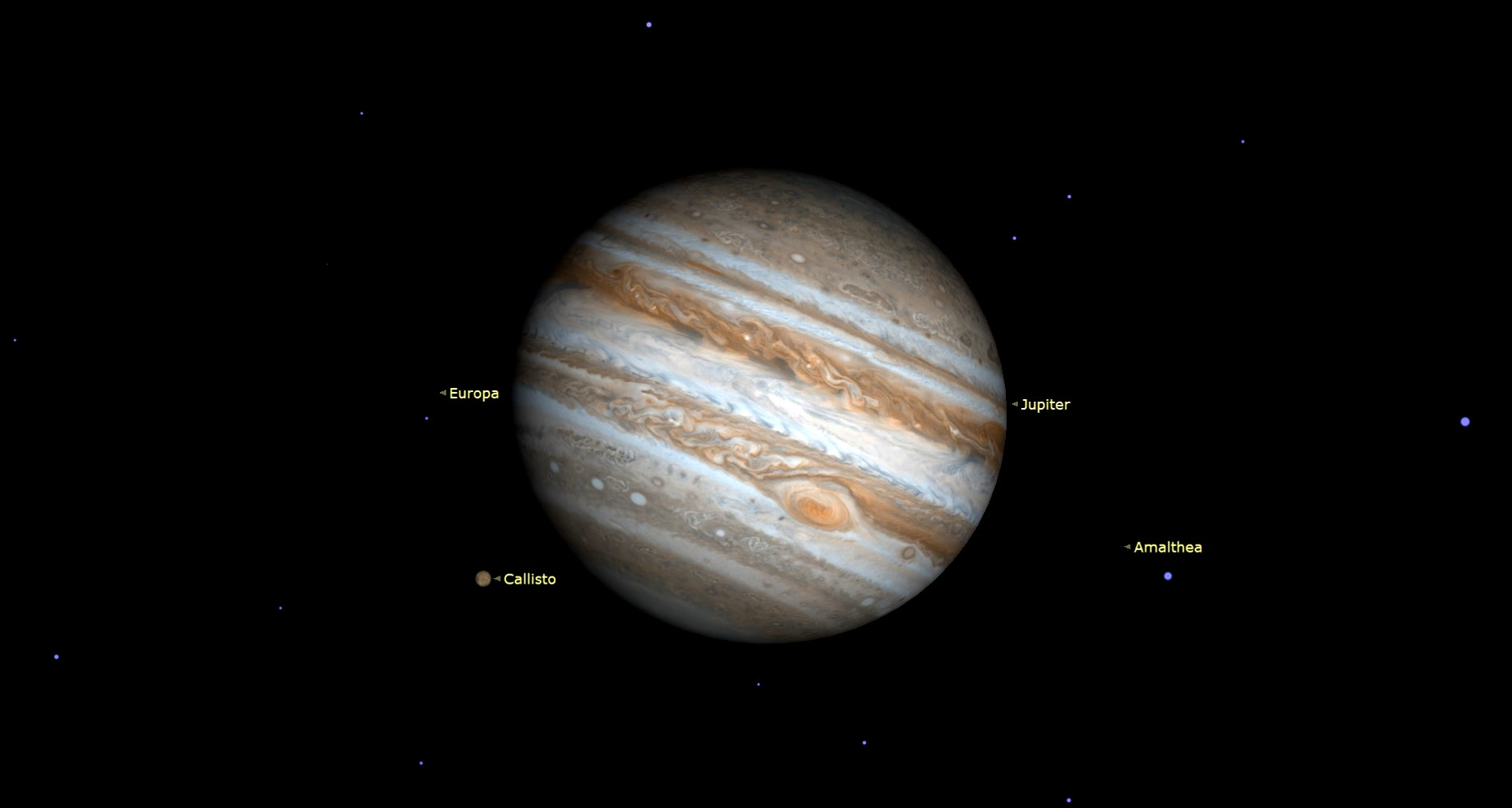[이광식의 천문학+] 9월 밤하늘을 수놓는 별과 행성들의 파티