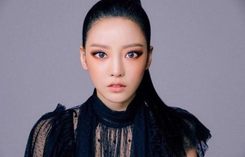 13일(수), 구혜선 일본 싱글 앨범 'Midnight Queen' 발매   인스티즈