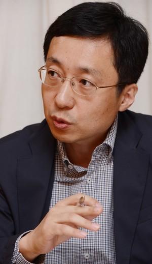 백승욱 중앙대학교 사회학과 교수. 백승욱 제공