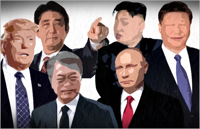 '한국도 북중러에 붙으면 안되나..왜 한미일 동맹인가요?'