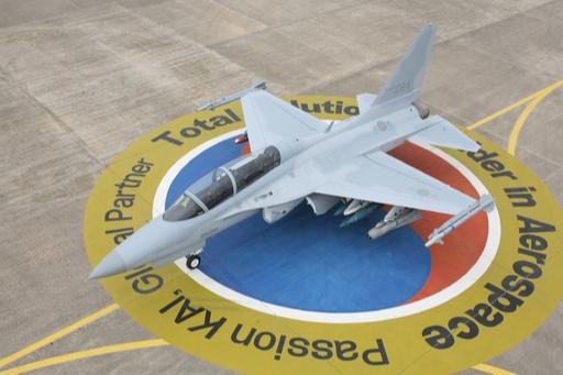 FA-50 경공격기는 항공무장에 제약이 많은 것이 단점으로 지적된다. 공군 제공