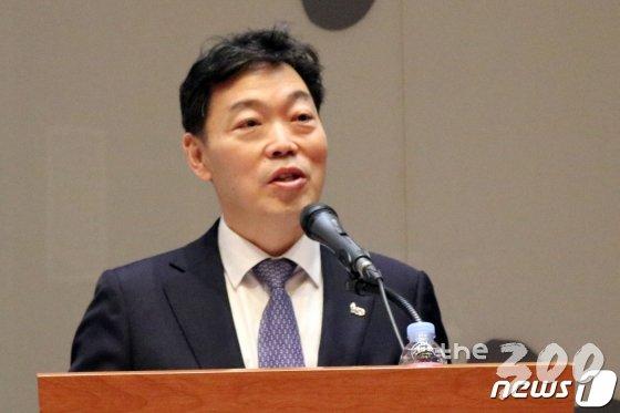 김오수 법무부 차관 /사진=법무부 제공·뉴스1