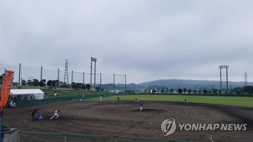 일본 오키나와 고친다 구장 [삼성라이온즈 제공]