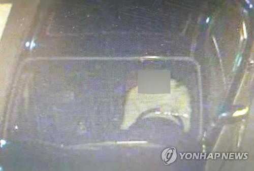 진해 용원동 뺑소니 용의자 [A군 아버지가 경찰에 받은 사진. 재판매 및 DB 금지]