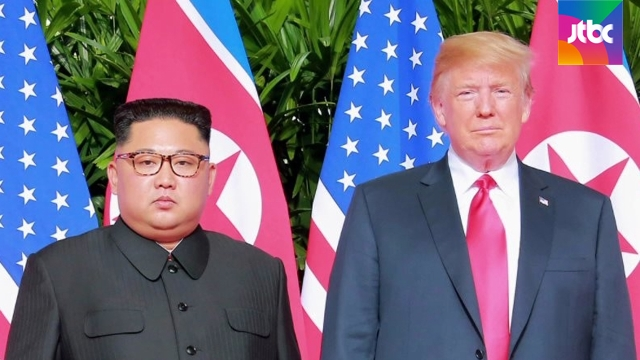 """트럼프 """"김 위원장과 신뢰 구축, 가장 잘한 일"""" 화답[스카이 토토 그린벨트 토토]"""