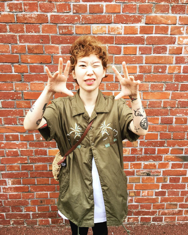 사진출처=우혜미 SNS