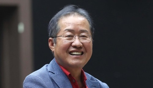 홍준표 자유한국당 전 대표. 연합뉴스