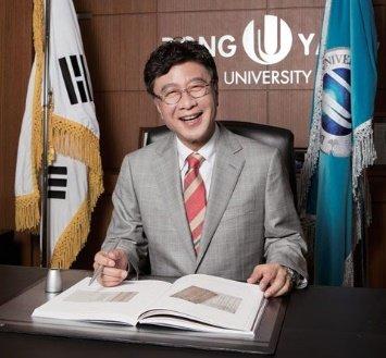 최성해 동양대학교 총장./사진=동양대학교 홈페이지 캡처