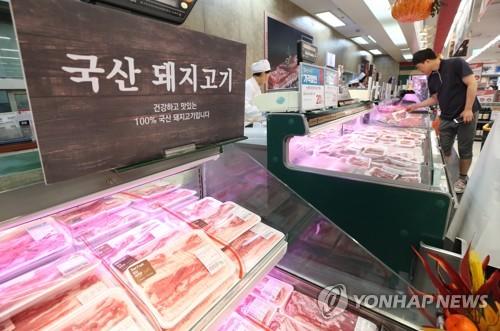 돼지고기 도매가 일단 안정세..소매가는 11일째 상승[노트 토토|헤븐 토토]