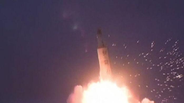 北 발사체 SLBM..핵 탄두로 괌 타격 가능한 무기[하이원 스키|체육시간 토토]