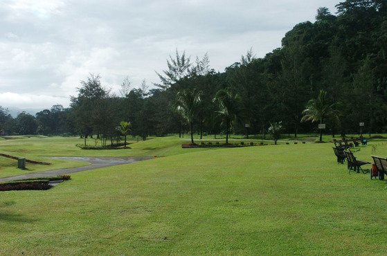 필리핀 현지의 한 골프장. * 기사내용과 직접적인 관련 없습니다. [중앙포토]