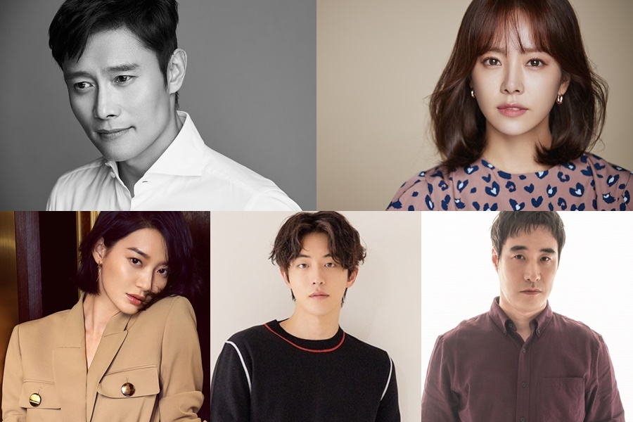 <p> Lee Byung-hun, Han Ji-min, Shin Min-I, Bae Seong-woo, Nam Joo-hyuk, this little new appearances confirmed it.</p><p>Lee Byung-hun, Han Ji-min, Shin Min-I, Bae Seong-woo, Nam Joo-hyuk is a little a new hero(working title)and was cast.</p><p>Herois an international non-profit private entities, NGOs dealt with the story other than the veil on the hidden. Just a little is that deep social message is a prestige drama to come as long as the additional information without new expectations and interest are already hot state.</p><p>This herois starring the amazing cast reveal eye-catching. Screen and Braun Tube over the Korean top actor Lee Byung-hun genre, because I believe and see Han Ji-min, variety of charms with their own personality, showing his people, honest with work, the depth of Bae Seong-woo, to grow into the publics hearts Nam Joo-hyuk up. Acting skills from the star until the perfect actors to so and of combat the had.</p><p>These are some characters smoke will be is not yet been disclosed. And of course we and 5 of the top actors of the encounter any synergies you expect is larger.</p><p>Lee Byung-hun, Han Ji-min, Shin Min-I, Bae Seong-woo, Nam Joo-hyuk, this appeared to confirm a little of the new heroby 2020 in shooting enter.</p>