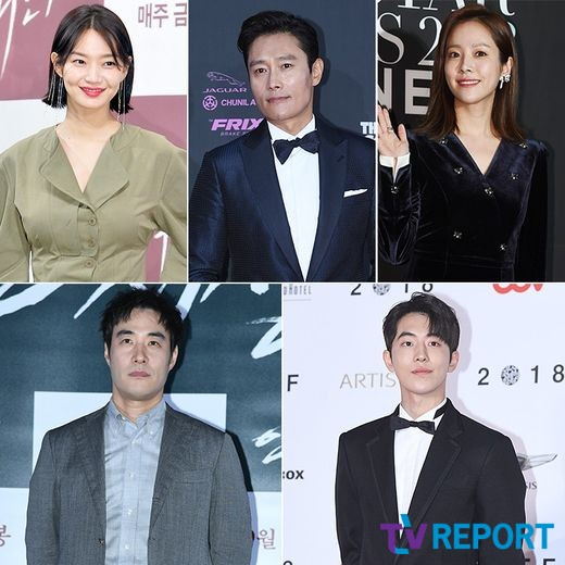 <p> Little is actor Lee Byung-hun, Han Ji-min, Shin Min-I, Bae Seong-woo Nam Joo-hyuk and the new 'HERE(gadget) on'together.</p><p>8 'HERE(working title)' Side starring actors to the public. Lee Byung-hun, Han Ji-min, Shin Min-I, Bae Seong-woo, Nam Joo-hyuk, until the smoke from the star until proven actor, film and drama over their encounters are a chance to see it.</p><p>Whats more these 'HERE(working title)'in what character he will be such an unknown situation. Nevertheless, these and little work of any synergy to wonder to his own.</p><p>'HERE(working title)'is an international non-profit private entities, NGOs dealt with the story other than the veil on the hidden. Only a deep social message with a prestige drama Birth little new in the production step from interested hot. Casting news up to inform this work in 2020 in the shooting stone is expected to. Broadcasters, organized time is undecided.</p>