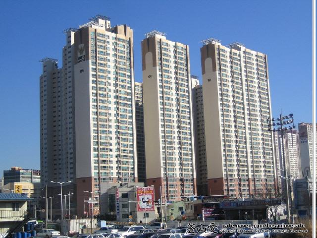부산시의 한 아파트 단지 전경/사진=서울경제DB