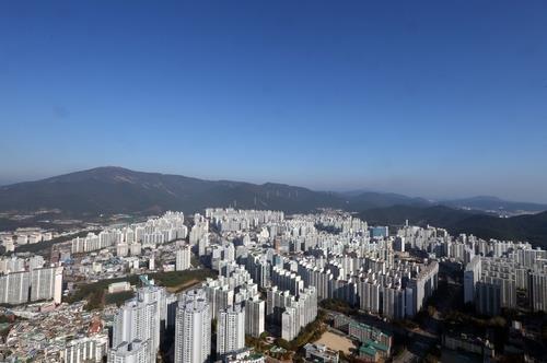 해운대 신시가지 [연합뉴스 자료사진]