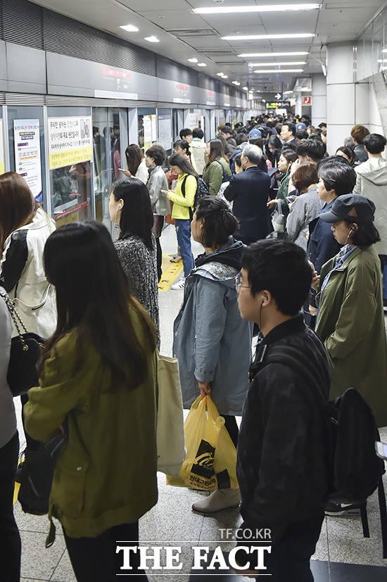지하철 파업 교통 불편 우려..코레일·국토부 대체 인력 투입