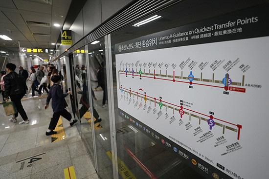 다음주 1~8호선 지하철 파업, 하루 720만명 타는데..어쩌나