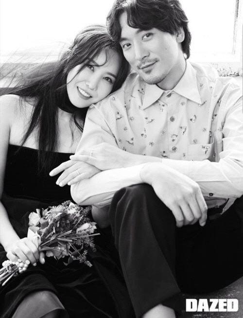 권다미♥김민준, 지드래곤·양현석 축하 속 웨딩마치