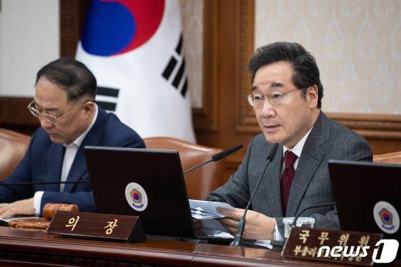 이낙연 총리, 일왕 즉위식 참석.. 아베 日총리와 회담 여부 주목