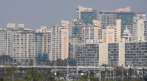 서울의 한 아파트 단지. 연합뉴스