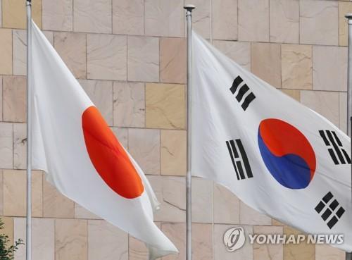 태극기와 일장기 [연합뉴스 자료사진]