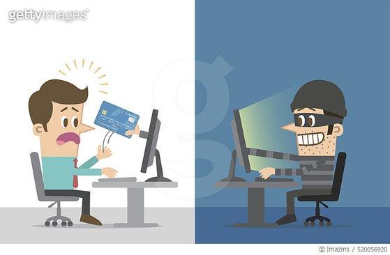 광고 해킹은 광고주의 예산을 편취하는 것이 목적이다. [사진 게티이미지코리아]