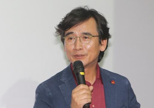 유시민 노무현재단 이사장. 연합뉴스