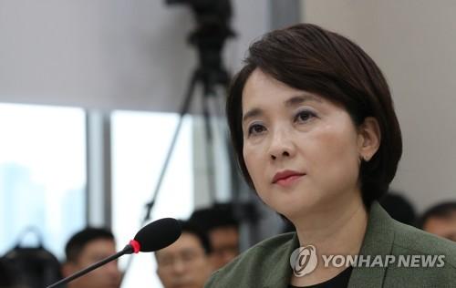 유은혜 사회부총리 겸 교육부 장관. [연합뉴스 자료사진]