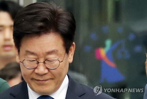 이재명 경기지사 [연합뉴스 자료사진]