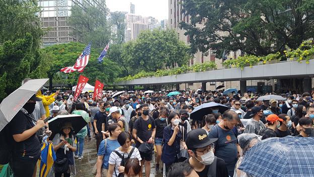 中, 홍콩 통제 전면 강화..법체계 보완