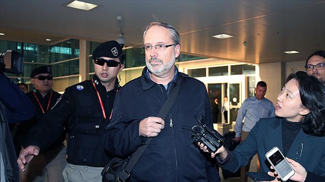 드하트 美 방위비 대표 비공식 방한 이틀째..국회·언론계 인사 접촉