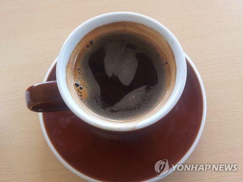 커피 [연합뉴스 자료사진]