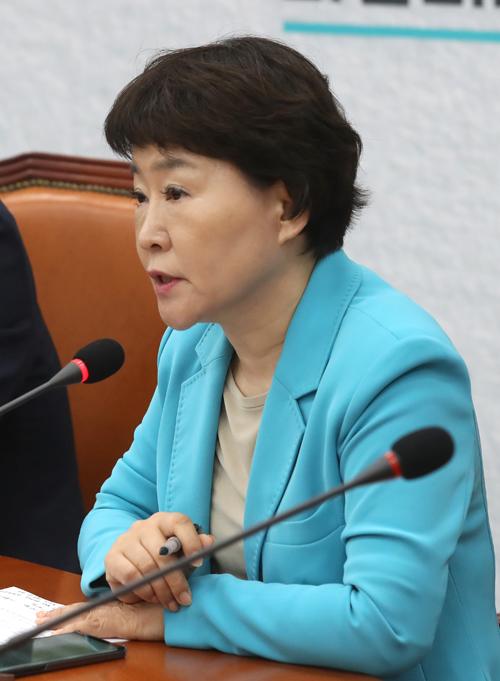 권은희 전 바른미래당 최고위원. 뉴스1