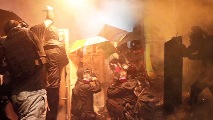 '도심 마비' 전략 바꾼 시위대..전쟁터 된 홍콩 대학가[[C] 토토|홀릭 토토]