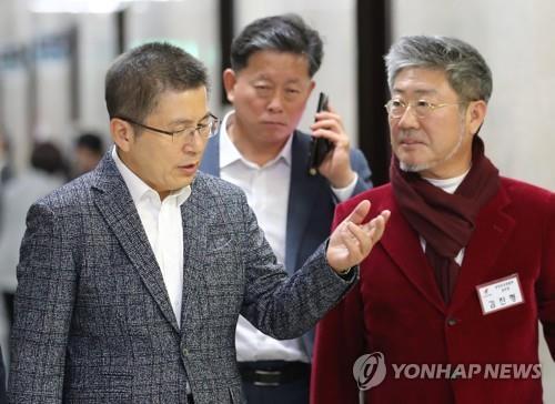한국당은 원유철 논란, 변혁은 '황핵관' 비판..통합논의 평행선(종합)[대한은행 토토|쿠키 토토]