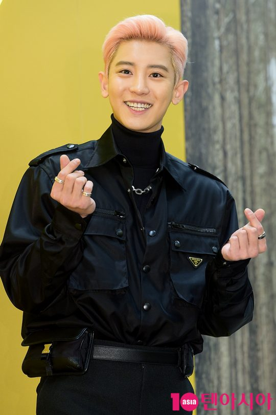 <p>EXO(EXO) Chanyeol is 15 days afternoon Seoul Banpo Dong Shinsegae Department Store open in one clothing brand of the Protocol attended the ceremony.</p>