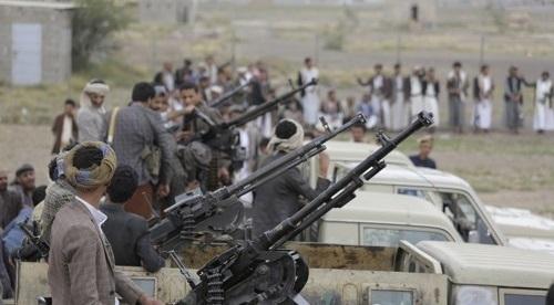 예멘의 후티 반군. 연합뉴스