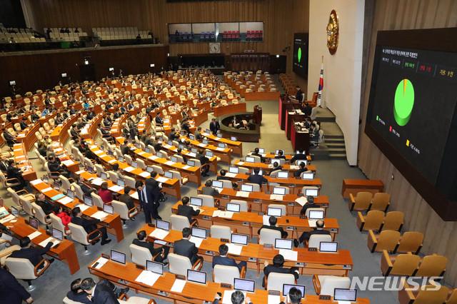 본회의 부의된 선거법 개정안 내용은..관건은 '지역구 축소' 규모[토토야구스페셜|동대문 토토]