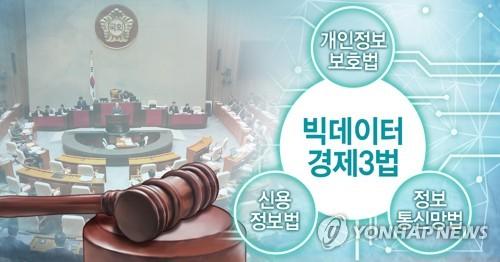 '데이터3법' 중 신용정보법 개정안, 정무위 법안소위 통과[유니콘 토토|okto 토토]
