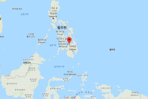 필리핀 미사미스 오리엔탈주 [구글 지도 캡처]